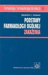Okładka książki Podstawy farmakologii ogólnej. zakażenia