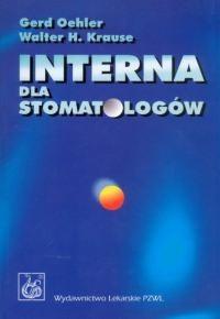 Okładka książki Interna dla stomatologów