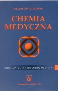 Okładka książki Chemia medyczna Podręcznik dla studentów medycyny