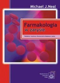 Okładka książki Farmakologia  w zarysie