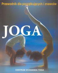 Okładka książki Joga - przewodnik dla początkujących i znawców