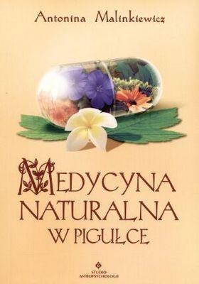 Okładka książki Medycyna naturalna w pigułce