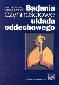 Okładka książki Badania czynnościowe układu oddechowego