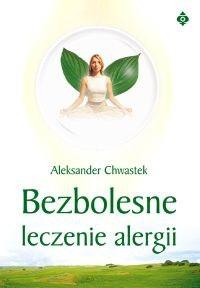Okładka książki Bezbolesne leczenie alergii