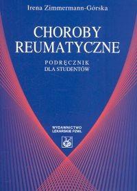 Okładka książki Choroby reumatyczne