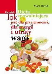 Okładka książki Dieta spowalniająca