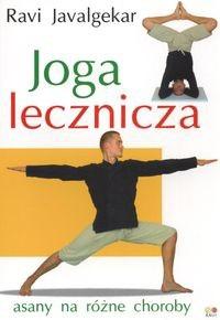 Okładka książki Joga lecznicza Asany na różne choroby