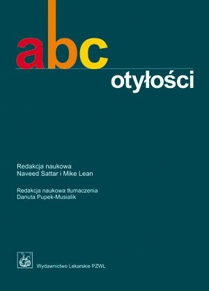 Okładka książki ABC otyłości