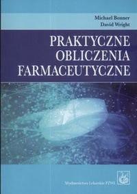 Okładka książki Praktyczne obliczenia farmaceutyczne