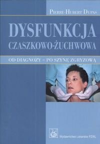 Okładka książki Dysfunkcja czaszkowo-żuchwowa