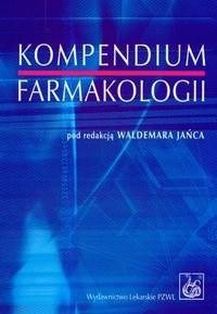 Okładka książki Kompendium farmakologii