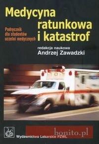 Okładka książki Medycyna ratunkowa i katastrof