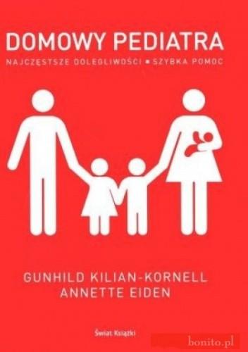 Okładka książki Domowy pediatra