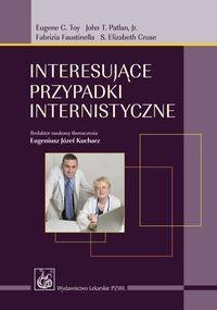 Okładka książki Interesujące przypadki internistyczne.