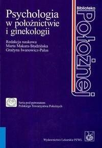 Okładka książki Psychologia w położnictwie i ginekologii