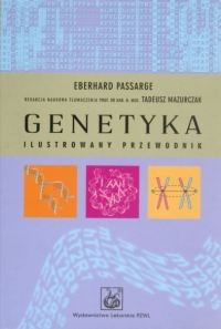 Okładka książki Genetyka. Ilustrowany przewodnik