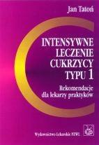Okładka książki Intensywne leczenie cukrzycy typu 1