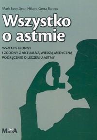 Okładka książki Wszystko o astmie