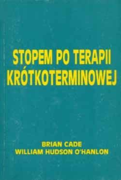 Okładka książki Stopem po terapii krótkoterminowej