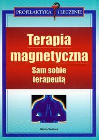 Okładka książki Terapia magnetyczna - Ventura Gloria