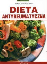 Okładka książki Dieta antyreumatyczna