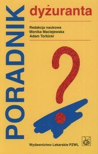 Okładka książki Poradnik dyżuranta