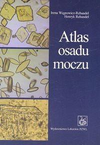 Okładka książki Atlas osadu moczu