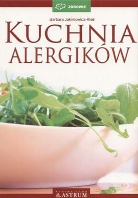 Okładka książki Kuchnia alergików