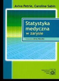 Okładka książki Statystyka medyczna w zarysie