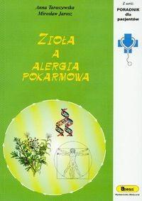 Okładka książki Zioła a alergia pokarmowa