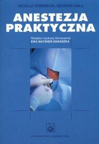 Okładka książki Anestezja praktyczna