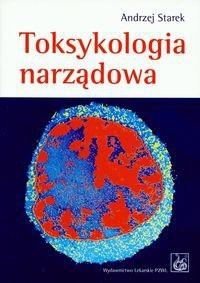 Okładka książki Toksykologia narządowa - Starek Andrzej