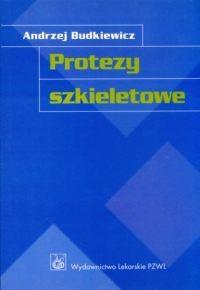 Okładka książki Protezy szkieletowe