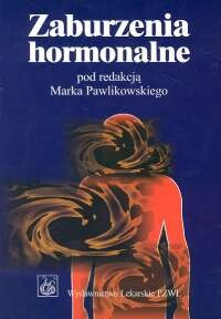Okładka książki Zaburzenia hormonalne
