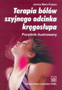 Okładka książki Terapia bólów szyjnego odcinka kręgosłupa