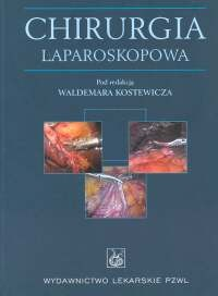Okładka książki Chirurgia laparoskopowa