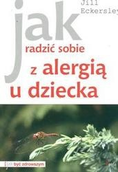 Okładka książki Jak radzić sobie z alergią u dziecka
