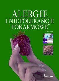 Okładka książki Alergie i nietolerancje pokarmowe