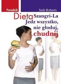 Okładka książki DIETA SzANGRI-LA