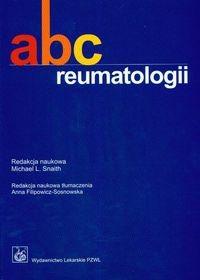 Okładka książki ABC reumatologii