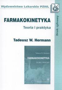 Okładka książki Farmakokinetyka Teoria i praktyka