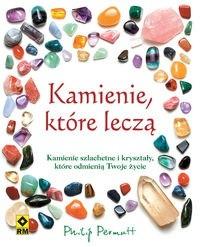 Okładka książki Kamienie które leczą