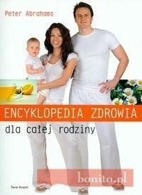 Okładka książki Encyklopedia zdrowia dla całej rodziny