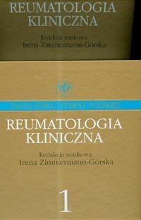 Okładka książki Reumatologia kliniczna t.1-2