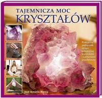 Okładka książki Tajemnicza moc kryształów