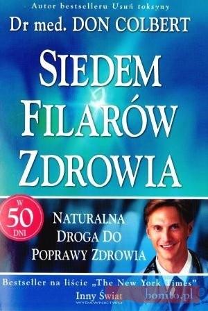 Okładka książki Siedem filarów zdrowia