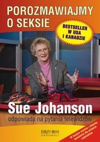 Okładka książki Porozmawiajmy o seksie.