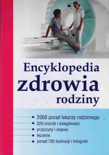 Okładka książki Encyklopedia zdrowia rodziny