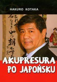 Okładka książki Akupresura po japońsku