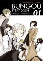 Bungou Stray Dogs - Bezpańscy Literaci #1